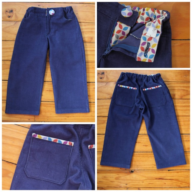 pants collage