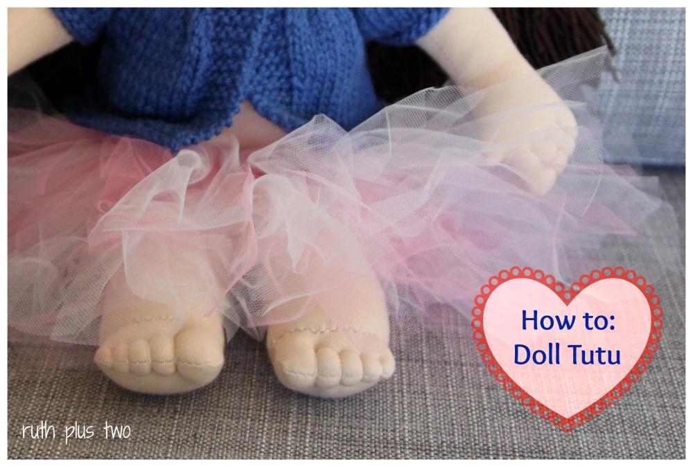 Tutus for dolls (2/5)