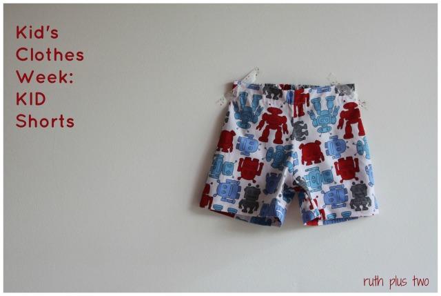 robot shorts