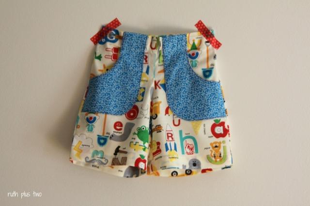 apple jack shorts