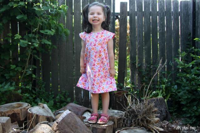 first day dress made