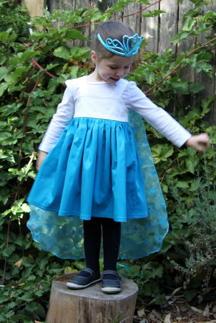 Elsa grace dress 1