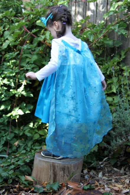 Elsa grace dress frozen